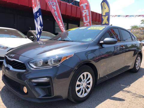 2020 Kia Forte for sale at Duke City Auto LLC in Gallup NM