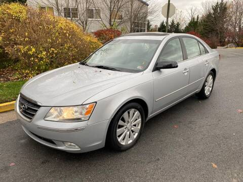 2009 Hyundai Sonata for sale at Dreams Auto Group LLC in Sterling VA