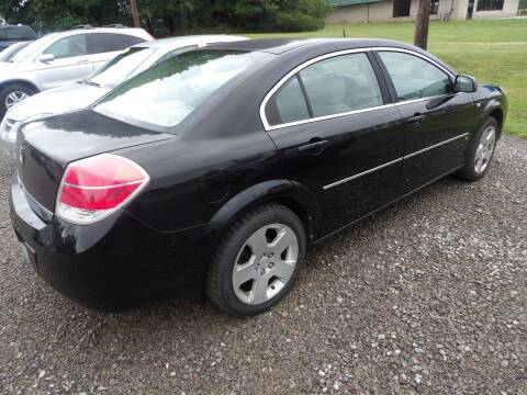 2007 Saturn Aura for sale at English Autos in Grove City PA