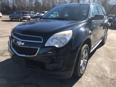 2013 Chevrolet Equinox for sale at Certified Motors LLC in Mableton GA