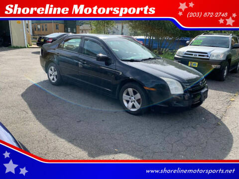 2008 Ford Fusion for sale at Shoreline Motorsports in Waterbury CT