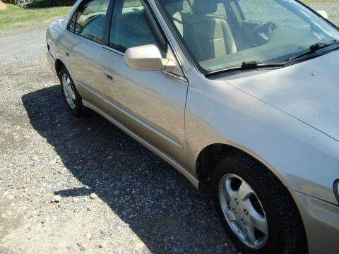 2000 Honda Accord for sale at Branch Avenue Auto Auction in Clinton MD