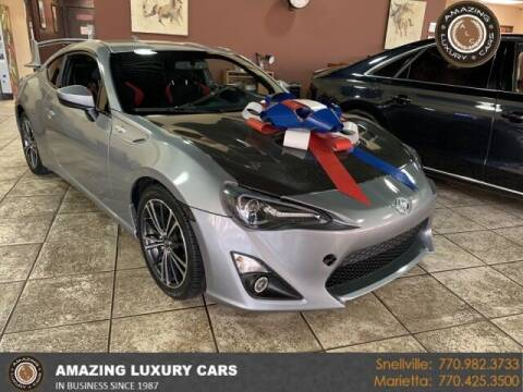 2015 Scion FR-S for sale at Amazing Luxury Cars in Snellville GA