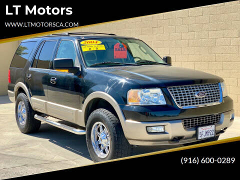 2004 Ford Expedition for sale at LT Motors in Rancho Cordova CA