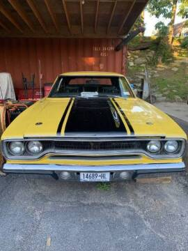 1970 Plymouth Roadrunner for sale at Classic Car Deals in Cadillac MI