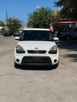 2012 Kia Soul for sale at JR Auto Inc in San Antonio TX