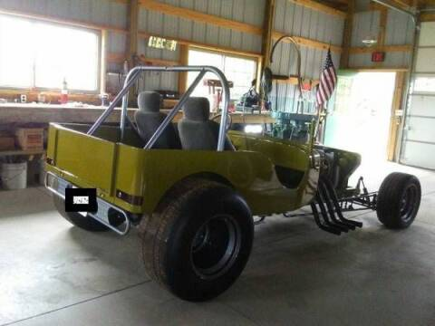 1946 Willys Jeep for sale at Classic Car Deals in Cadillac MI