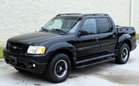 2005 Ford Explorer Sport Trac for sale at Raleigh Auto Inc. in Raleigh NC