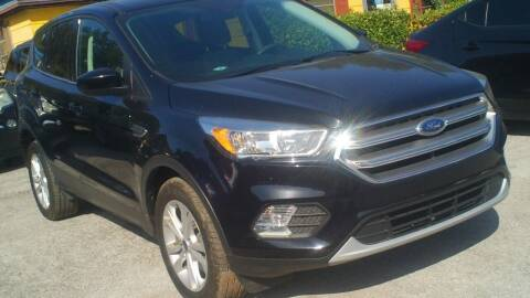2017 Ford Escape for sale at Global Vehicles,Inc in Irving TX