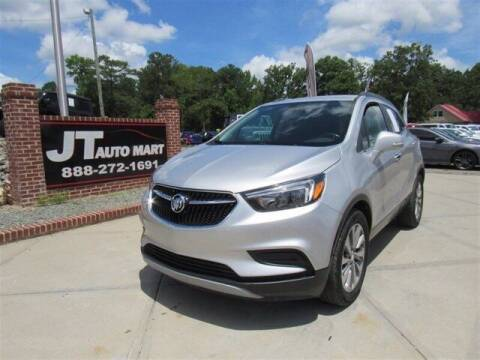 2019 Buick Encore for sale at J T Auto Group in Sanford NC
