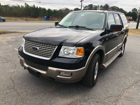 2004 Ford Expedition for sale at ATLANTA AUTO WAY in Duluth GA