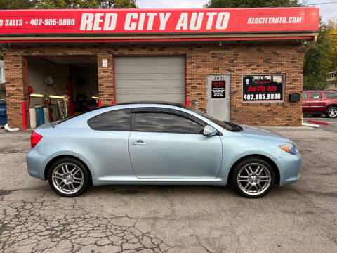 2006 Scion tC for sale at Red City  Auto in Omaha NE