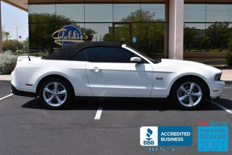 2012 Ford Mustang for sale at GOLDIES MOTORS in Phoenix AZ