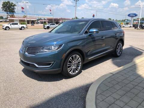 2016 Lincoln MKX for sale at CAR MART in Union City TN