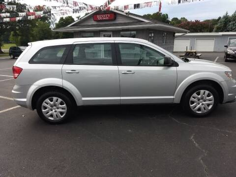 2014 Dodge Journey for sale at Kenny's Auto Sales Inc. in Lowell NC