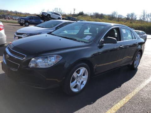 2011 Chevrolet Malibu for sale at Doug Dawson Motor Sales in Mount Sterling KY