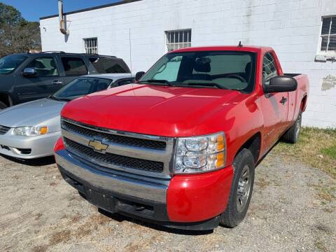 2008 Chevrolet Silverado 1500 for sale at Top Motors LLC in Portsmouth VA