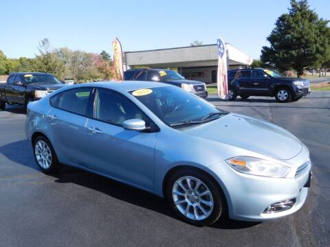 2013 Dodge Dart for sale at North State Motors in Belvidere IL