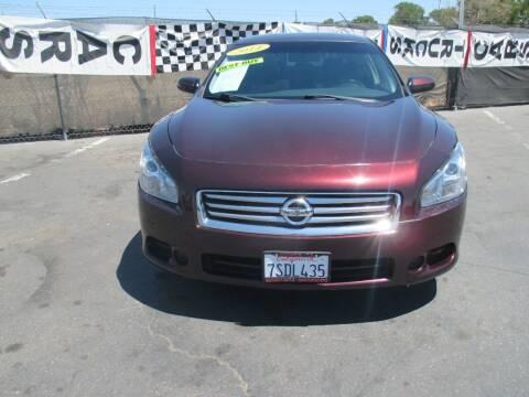 2014 Nissan Maxima for sale at Quick Auto Sales in Modesto CA