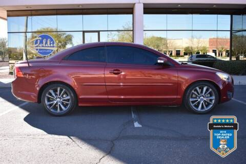 2011 Volvo C70 for sale at GOLDIES MOTORS in Phoenix AZ