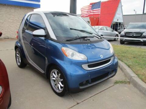 2009 Smart fortwo for sale at CAR SOURCE OKC - CAR ONE in Oklahoma City OK