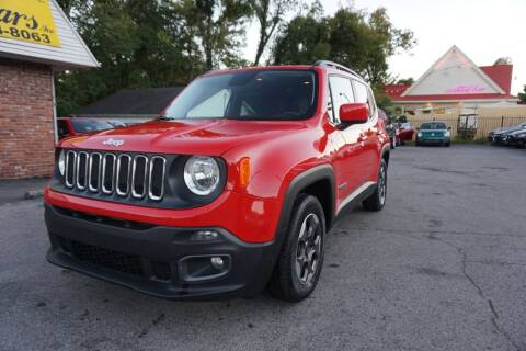 2015 Jeep Renegade for sale at Ecocars Inc. in Nashville TN