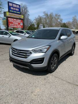 2015 Hyundai Santa Fe Sport for sale at Right Choice Auto in Boise ID