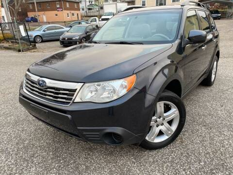 2010 Subaru Forester for sale at Cedar Auto Group LLC in Akron OH