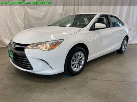 2017 Toyota Camry for sale at Green Light Auto Sales LLC in Bethany CT