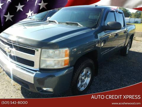 2007 Chevrolet Silverado 1500 for sale at Auto Credit Xpress in North Little Rock AR