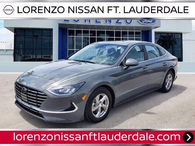 2021 Hyundai Sonata for sale in Fort Lauderdale, FL
