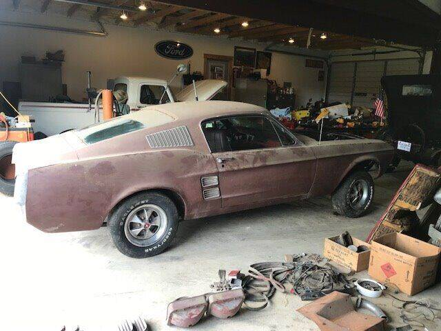 1967 Ford Mustang for sale at CarsBikesBoats.com in Round Mountain TX