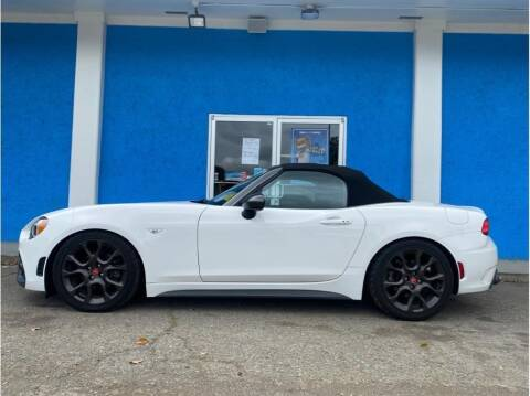 2017 FIAT 124 Spider for sale at Khodas Cars in Gilroy CA