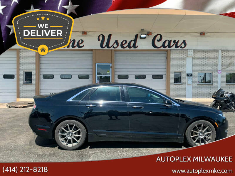 2016 Lincoln MKZ Hybrid for sale at Autoplex 2 in Milwaukee WI