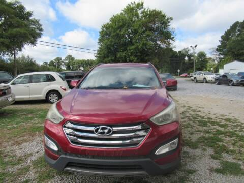2013 Hyundai Santa Fe Sport for sale at Dallas Auto Mart in Dallas GA