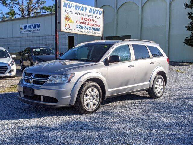 2017 Dodge Journey for sale at Nu-Way Auto Ocean Springs in Ocean Springs MS