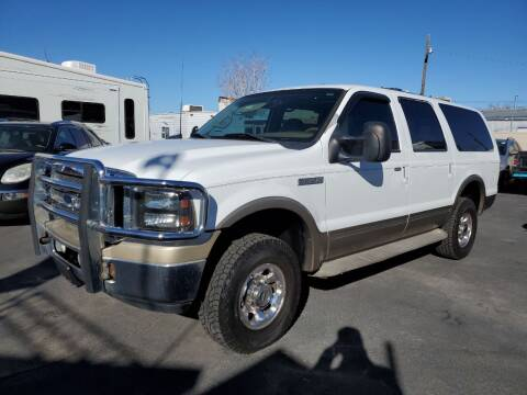 2000 Ford Excursion for sale at DPM Motorcars in Albuquerque NM