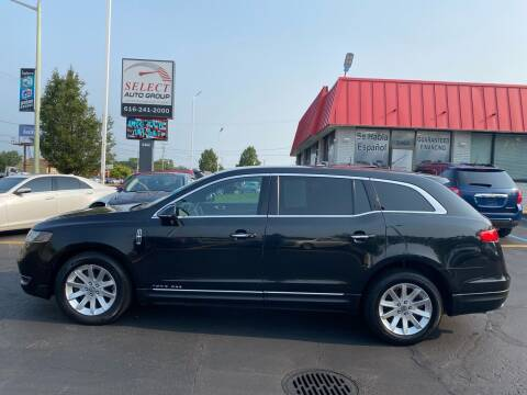 2014 Lincoln MKT Town Car for sale at Select Auto Group in Wyoming MI