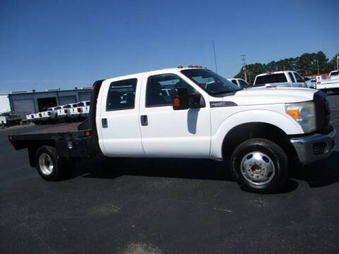 2013 Ford F-350 Super Duty for sale at GOWEN WHOLESALE AUTO in Lawrenceburg TN