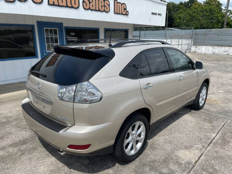 2008 Lexus RX 350 for sale at Moye's Auto Sales Inc. in Leesburg FL