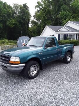 1998 Ford Ranger for sale at Car Trek in Dagsboro DE