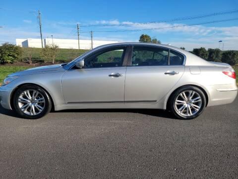 2011 Hyundai Genesis for sale at Dulles Motorsports in Dulles VA