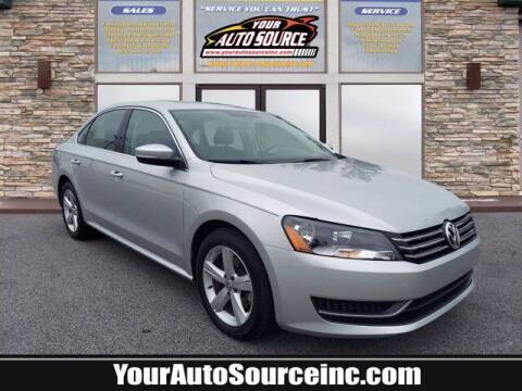 2013 Volkswagen Passat for sale at Your Auto Source in York PA