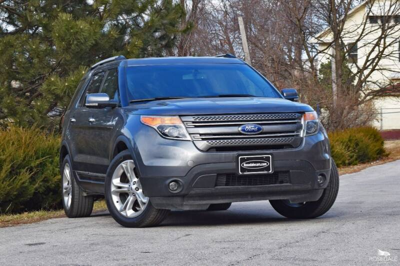 2014 Ford Explorer for sale at Rosedale Auto Sales Incorporated in Kansas City KS
