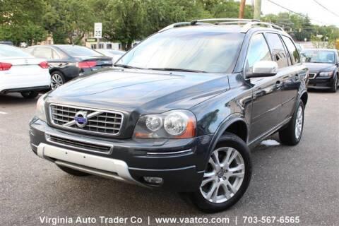 2013 Volvo XC90 for sale at Virginia Auto Trader, Co. in Arlington VA