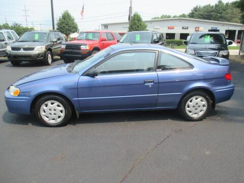 1996 Toyota Paseo for sale at Home Street Auto Sales in Mishawaka IN