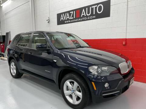 2010 BMW X5 for sale at AVAZI AUTO GROUP LLC in Gaithersburg MD