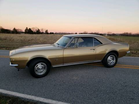 1967 Chevrolet Camaro for sale at Kent Auto Group in Woodsboro MD