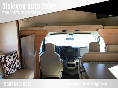2017 Winnebago E - 450 super duty Minnie Winnie for sale at Siskiyou Auto Sales in Yreka CA