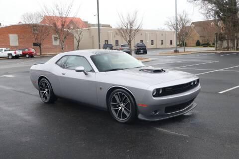 2017 Dodge Challenger for sale at Auto Collection Of Murfreesboro in Murfreesboro TN
